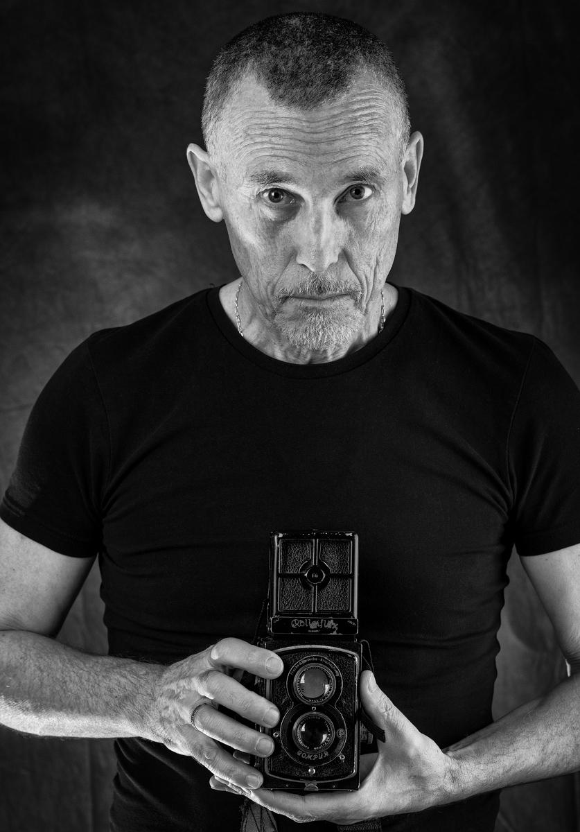 Фотохудожник, фотожурналіст Олександр Андрющенко