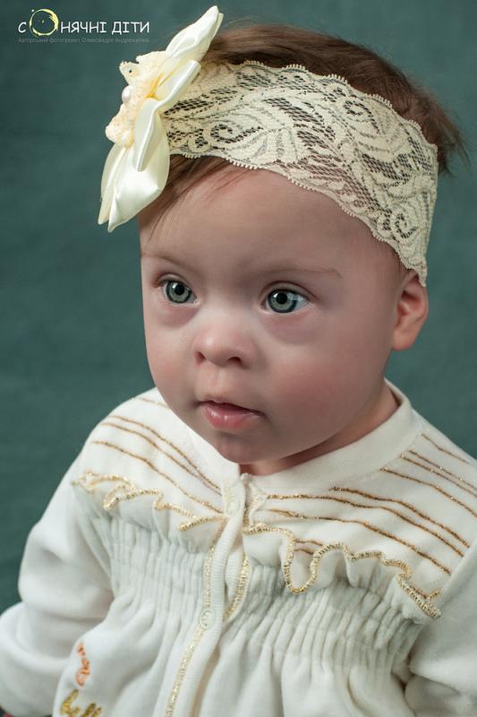 Наймолодшій моделі - Таїсії - було дев'ять місяців