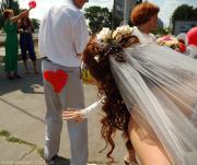 Свадьба в стиле рок-н-ролл.  Часть вторая.